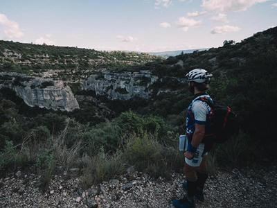 raid des dentelles vaucluse gorges de la nesque trail